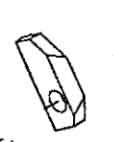 KLemmplatte 121-33104 (13149208) Juki MO6700