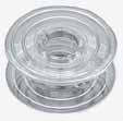 Spule 136492-001 (SA 155) Plastik Brother (20 Stück)