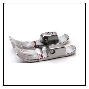 Fußsohle  Z/Z 6.0mm 98-694814-00 Pfaff